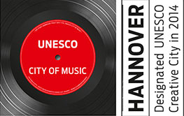 Stadt Hannover - Unesco city of Music